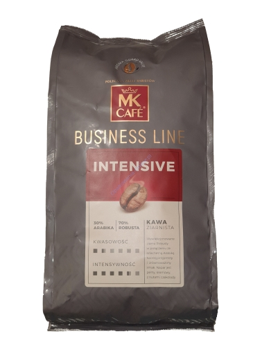 Kawa Ziarnista MK Cafe Business Line INTENSIVE 1kg