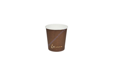 Kubek papierowy 100ml Coffee For You C4U 100 szt Kram